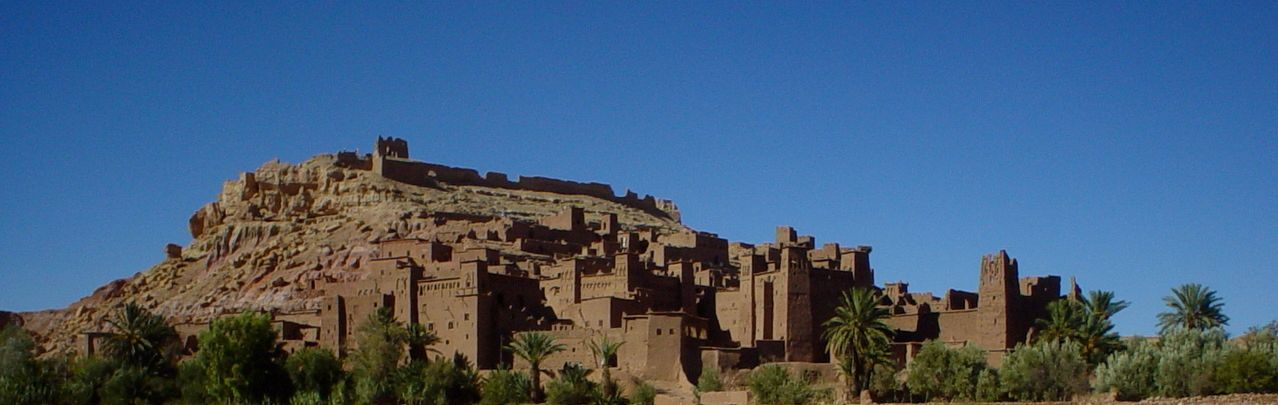 Discover the wonderful Kasbah of Morocco