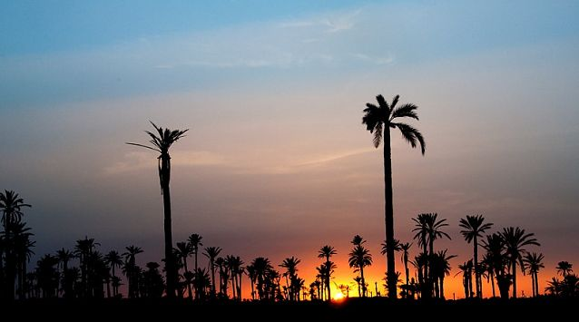 The 7 most suggestive sunsets in Marrakech